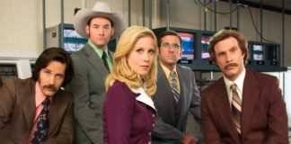 Anchorman (2004) - Top 10 Comedies