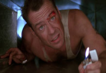 Die Hard (1988) - Top 10 Cop Movies