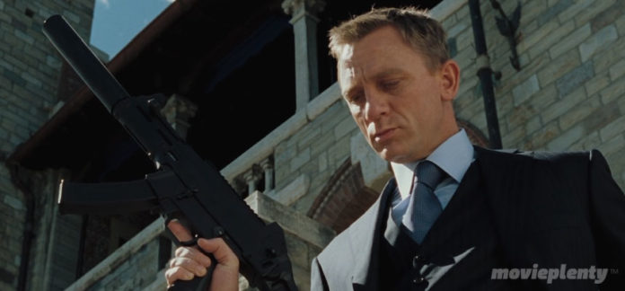 Casino Royale (2006) - Top 10 Action Movies