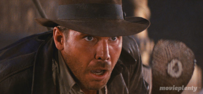 Raiders of the Lost Ark (1981) - Top 10 Action Movies