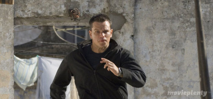 The Bourne Ultimatum (2007) - Top 10 Action Movies
