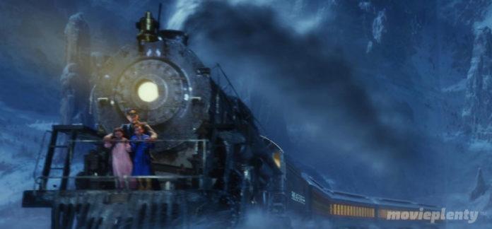The Polar Express (2004) - Top 10 Christmas Movies