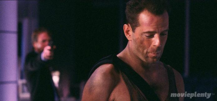 Die Hard (1988) - Top 10 Christmas Movies