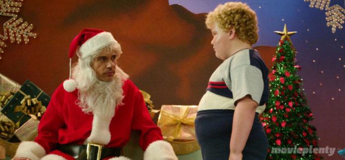 Bad Santa (2003) - Top 10 Christmas Movies
