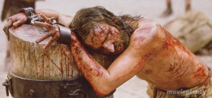 The Passion Of The Christ (2004) - Top 10 Controversial Movies