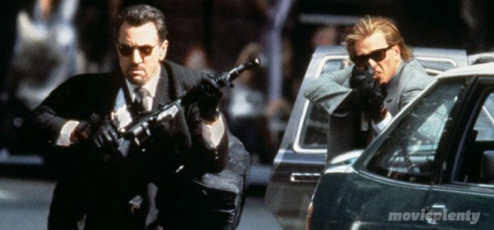 Heat (1995) - Top 10 Cop Movies