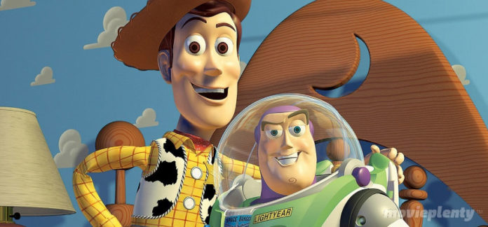 Toy Story (1995) - Top 10 Disney Movies