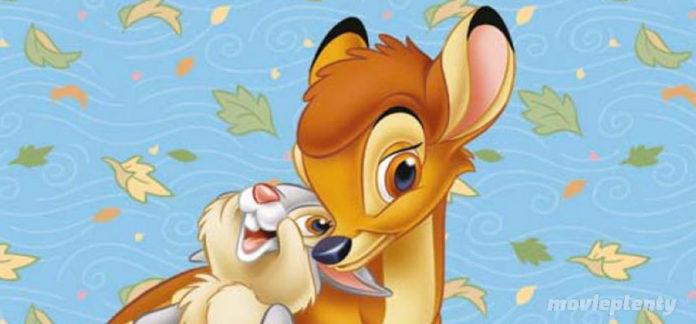 Bambi (1942) - Top 10 Disney Movies