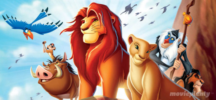 The Lion King (2011) - Top 10 Disney Movies