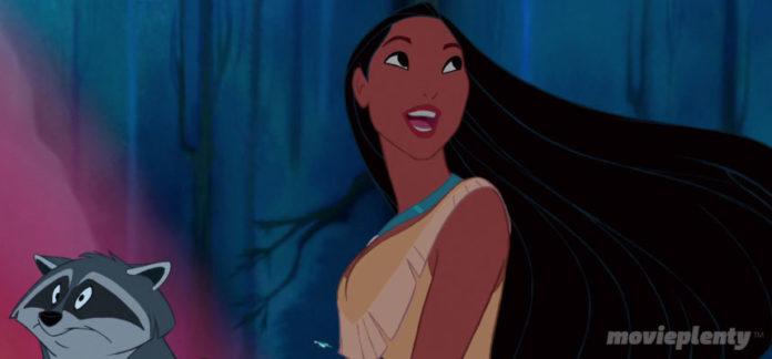 Pocahontas (1995) - Top 10 Disney Movies
