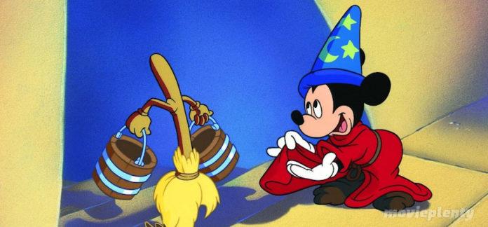 Fantasia (1940) - Top 10 Disney Movies
