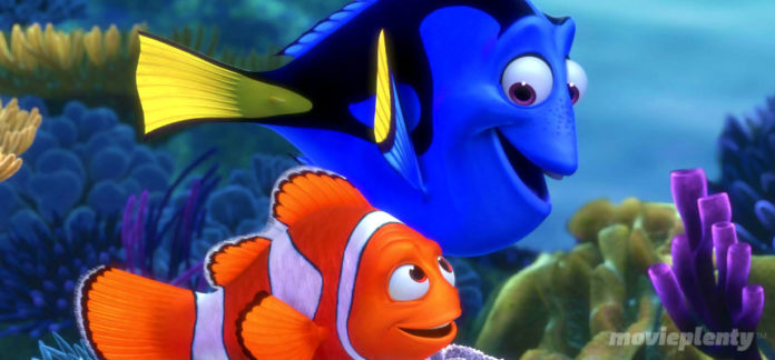 Finding Nemo (2003) - Top 10 Disney Movies