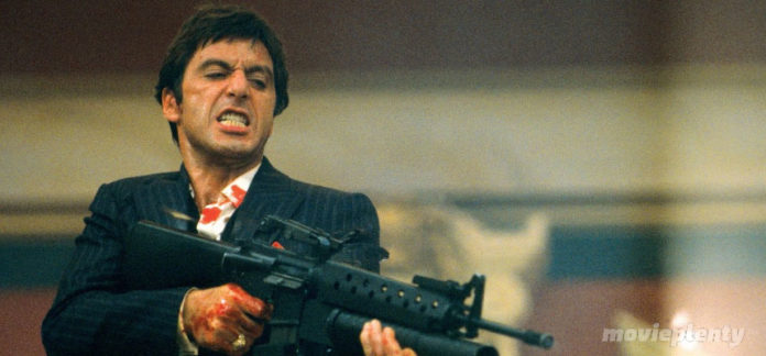 Scarface (1983) - Top 10 Gangster Movies