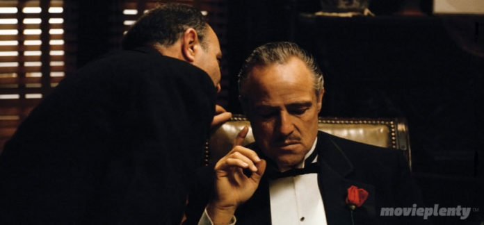 The Godfather (1972) - Top 10 Gangster Movies