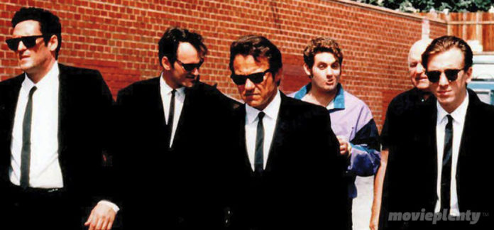 Reservoir Dogs (1992) - Top 10 Gangster Movies