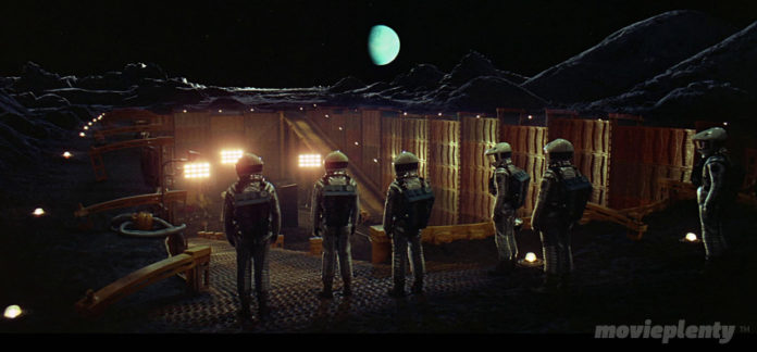 2001: A Space Odyssey (1968) - Top 10 Sci-fi Movies
