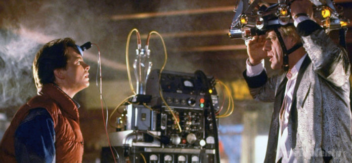 Back to the Future (1985) - Top 10 Sci-fi Movies