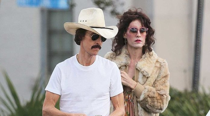 Dallas Buyers Club (2013) - Top 10 Movies of 2013