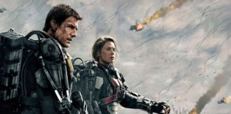 Live Die Repeat: The Edge of Tomorrow (2014) - Top 10 Movies of 2014