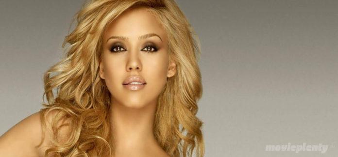 Jessica Alba - Top 10 Sexiest Actresses