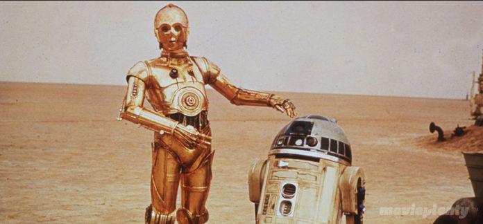 Star Wars (1977) - Top 10 Sci-fi Movies