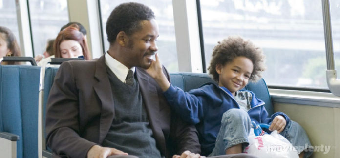 The Pursuit of Happyness (2006) - Top 10 Inspirational Movies