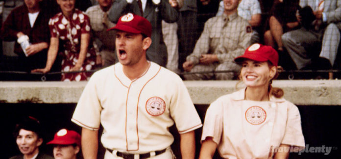 A League of Their Own (1992) - Top 10 Inspirational Movies