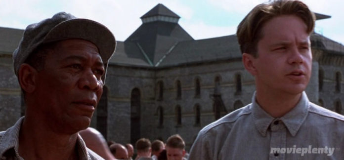 The Shawshank Redemption (1994) - Top 10 Inspirational Movies