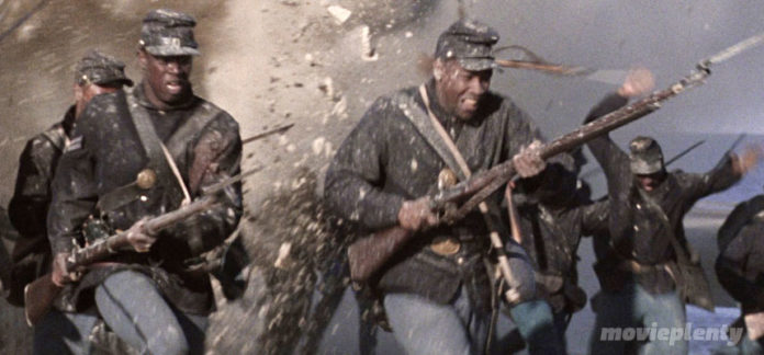 Glory (1989) - Top 10 Inspirational Movies