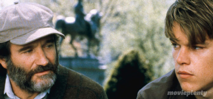 Good Will Hunting (1997) - Top 10 Inspirational Movies