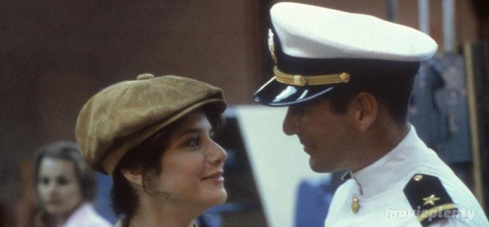 An Officer and a Gentleman (1982) - Top 10 Inspirational Movies