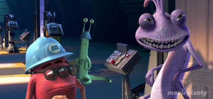 Monsters, Inc. (2001) - Top 10 Kids Movies