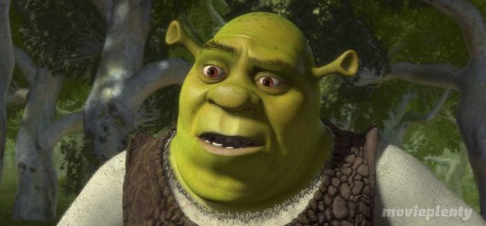 Shrek (2001) - Top 10 Kids Movies
