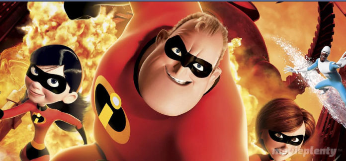 The Incredibles (2004) - Top 10 Kids Movies