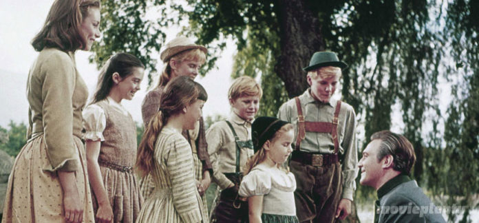 The Sound of Music (1965) - Top 10 Kids Movies