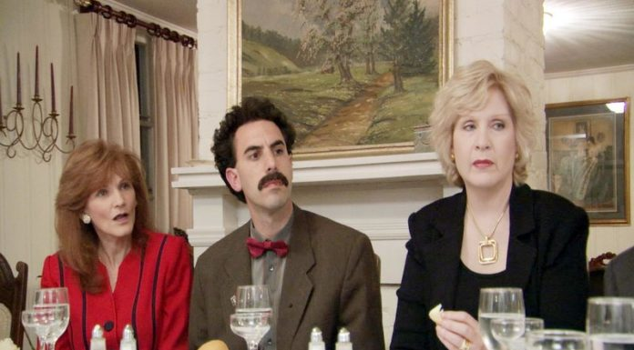 Borat (2006) - Top 10 Mockumentaries