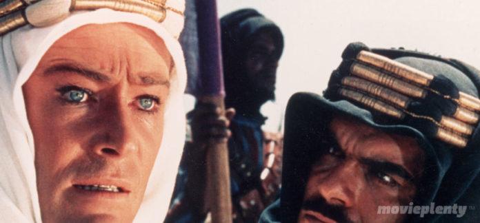 Lawrence of Arabia (1962) - Top 10 Biopics