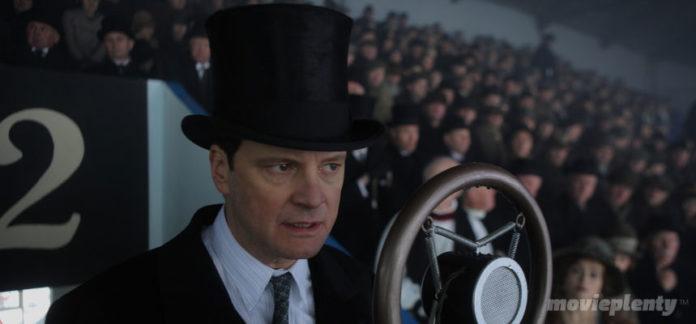 The Kings Speech (2010) - Top 10 Biopics
