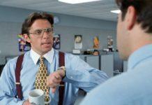 Bill Lumbergh, Office Space - Top 10 Movie Jerks
