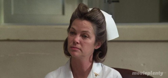Nurse Ratched, One Flew Over the Cuckoo's Nest (1975) - Top 10 Movie Jerks