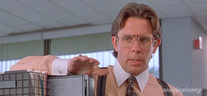 Bill Lumbergh, Office Space (1999) - Top 10 Movie Jerks