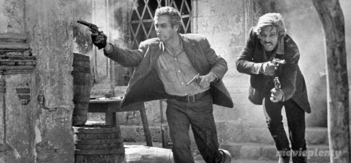 Butch Cassidy and the Sundance Kid (1969) - Top 10 Movie Shootouts