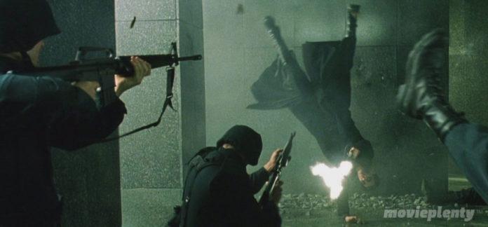 The Matrix (1999) - Top 10 Movie Shootouts