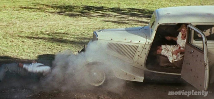 Bonnie and Clyde (1967) - Top 10 Movie Shootouts