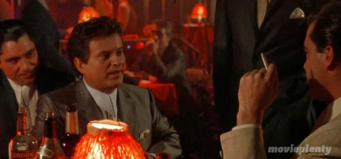 Tommy Devito, Goodfellas (1990) - Top 10 Movie Villains