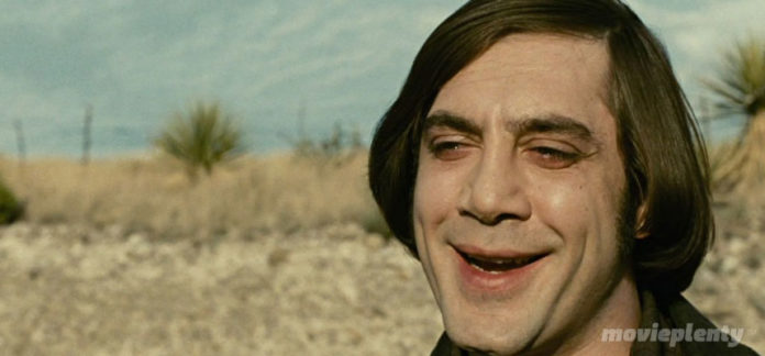 Anton Chigurh, No Country For Old Men (2007) - Top 10 Movie Villains