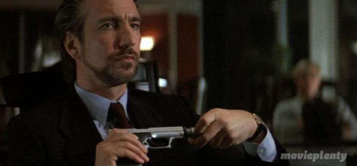 Hans Gruber, Die Hard (1988) - Top 10 Movie Villains