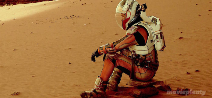 The Martian (2015) - Top 10 Movies 2015