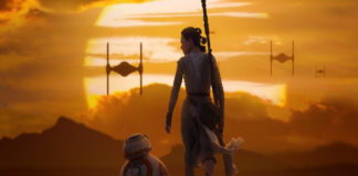 Star Wars: Episode VII - The Force Awakens - Top 10 Movies 2015
