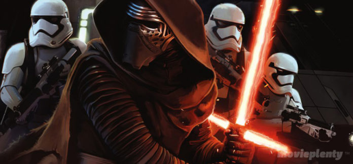 Star Wars: The Force Awakens (2015) - Top 10 Movies 2015